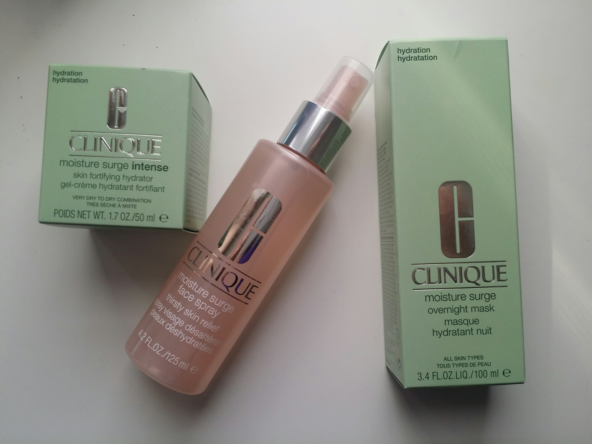 MY FIRST CLINIQUE EXPERIENCE