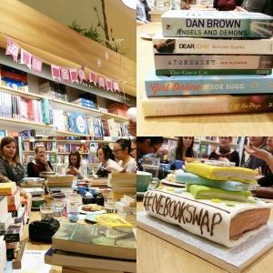 Books : The #NEBOOKSWAP at Waterstones Metrocentre