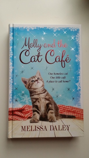 BOOKS: MOLLY AND THE CAT CAFE